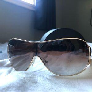 Prada Sunglasses (Never Used)